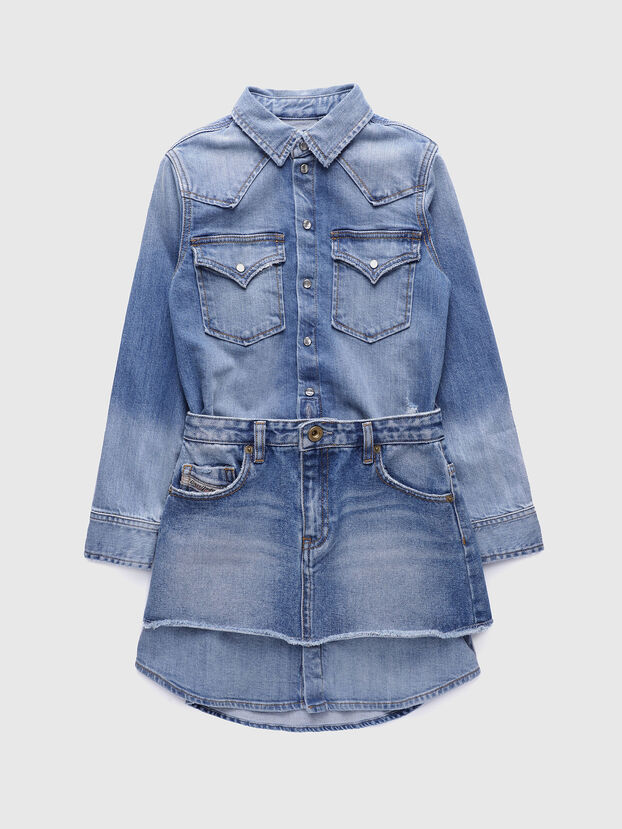 DEDESYP, Blue Jeans - Dresses