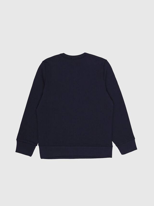 Diesel - SITRO, Dark Blue - Sweaters - Image 2