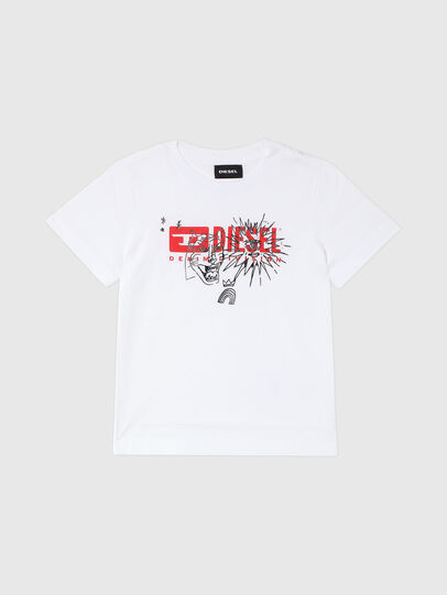 Diesel - TUDARIB-R,  - T-shirts and Tops - Image 1