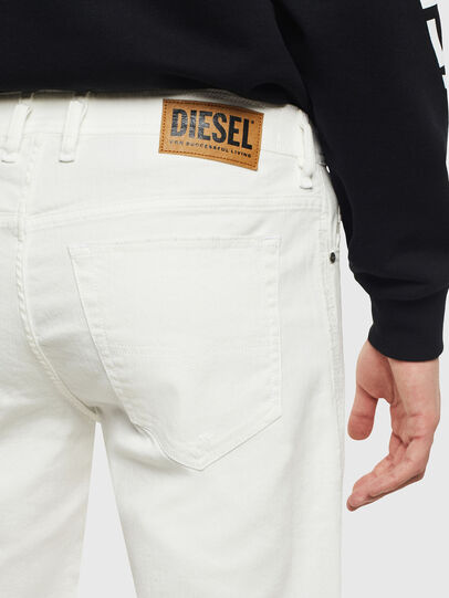 Diesel - THOSHORT, White - Shorts - Image 4