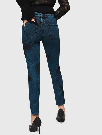 Diesel - D-Ollies JoggJeans 084AF, Black/Dark grey - Jeans - Image 2