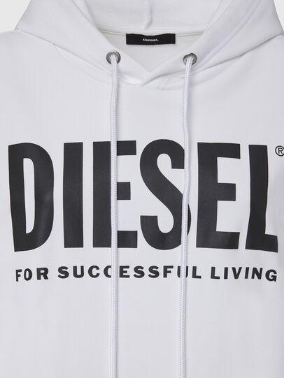 Diesel - D-ILSE-T, White - Dresses - Image 4