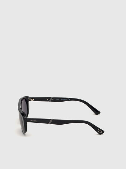 Diesel - DL0306, Black - Kid Eyewear - Image 3