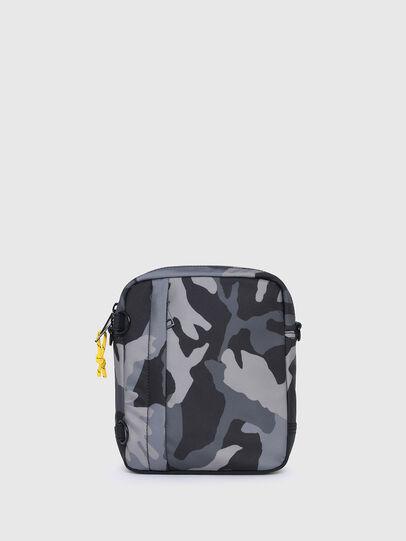 Diesel - ALTAIRO, Grey/Black - Crossbody Bags - Image 2