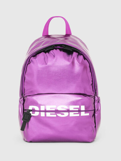 Diesel - F-BOLD BACK II, Lilac - Backpacks - Image 1