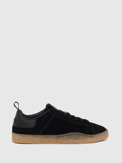 Diesel - S-CLEVER PAR LOW, Black - Sneakers - Image 1