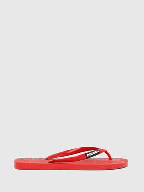 SA-BRIIAN, Red - Slippers