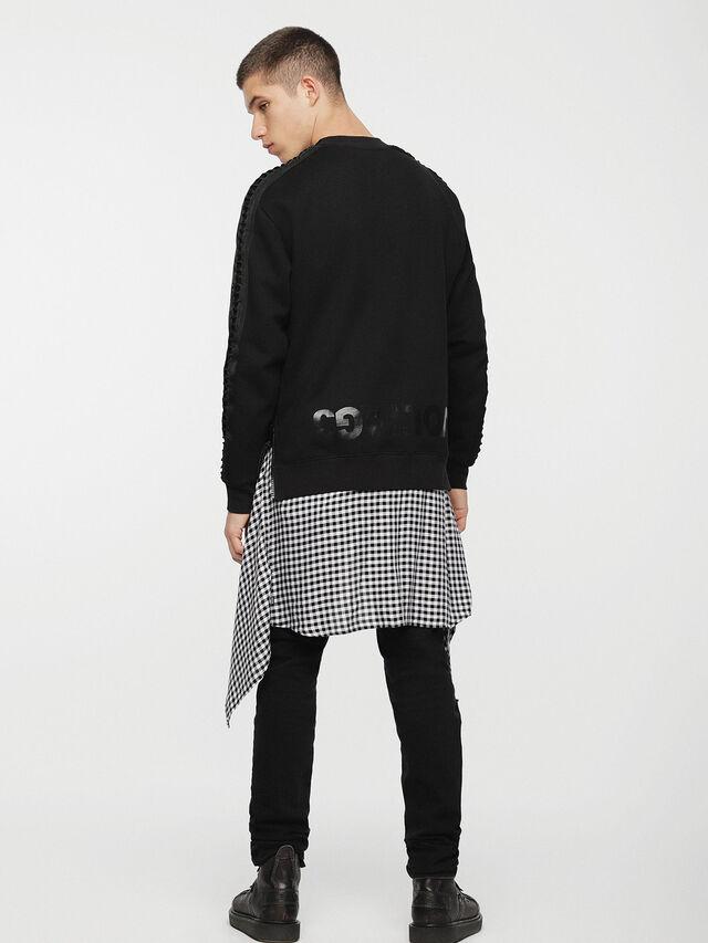 Diesel - S-MARTY, Black - Sweaters - Image 4