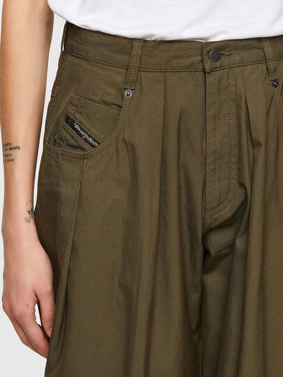 Diesel - P-JO-A, Military Green - Pants - Image 3