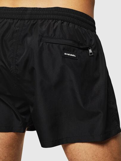 Diesel - BMBX-SANDY 2.017, Black - Swim shorts - Image 4