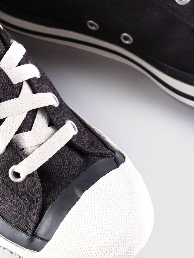 Diesel - EXPOSURE LOW W, Black - Sneakers - Image 4