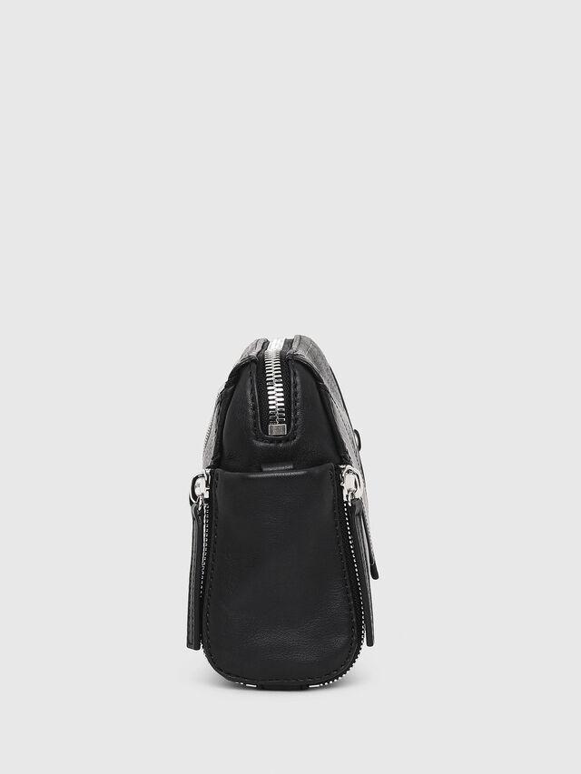 Diesel LE-BHONNY, Black - Crossbody Bags - Image 3