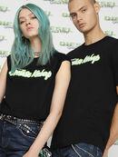 MU-T-BALD, Black - T-Shirts