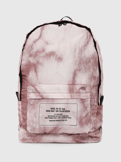 Diesel - BAPAK, Light Brown - Backpacks - Image 1