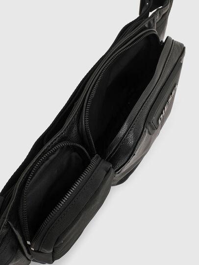 Diesel - JATRU NP, Black - Belt bags - Image 4