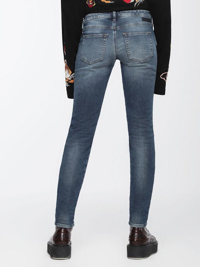 Diesel - Gracey JoggJeans 084TZ, Medium blue - Jeans - Image 3
