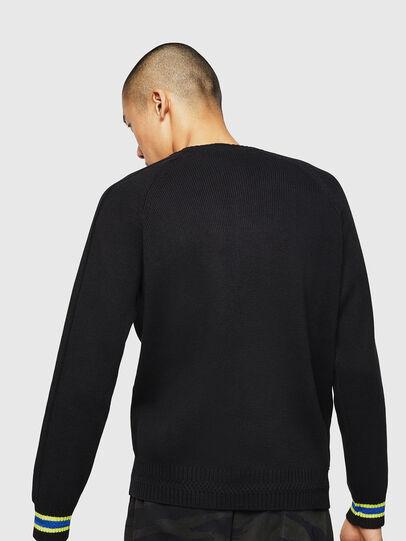 Diesel - K-BOX, Black - Knitwear - Image 2