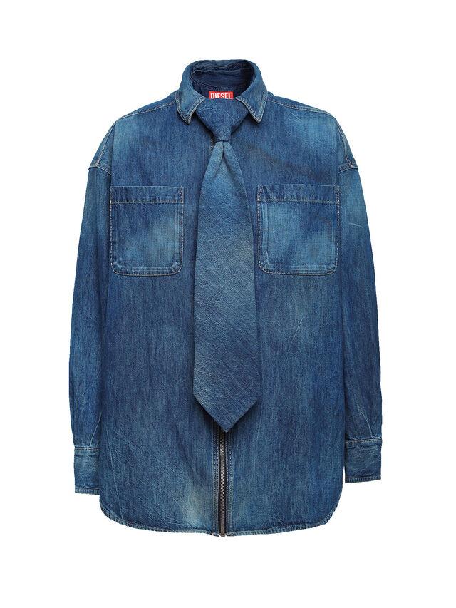 Diesel - SOTS01, Blue Jeans - Shirts - Image 1