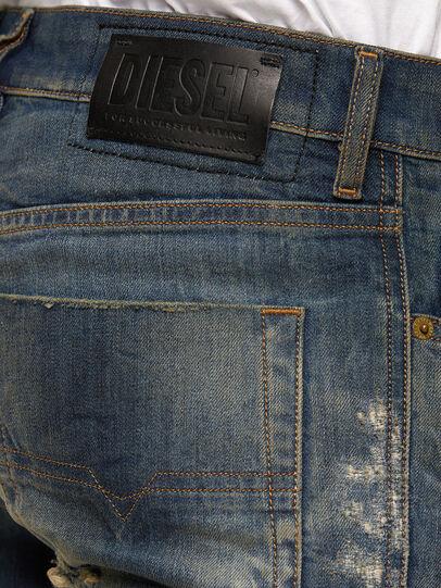 Diesel - Tepphar 009GP, Dark Blue - Jeans - Image 5