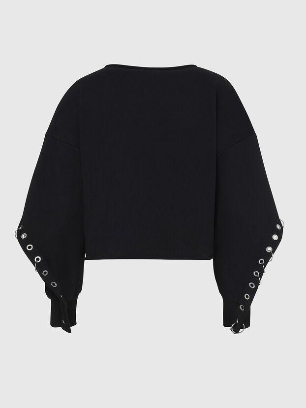 F-OLL, Black - Sweaters