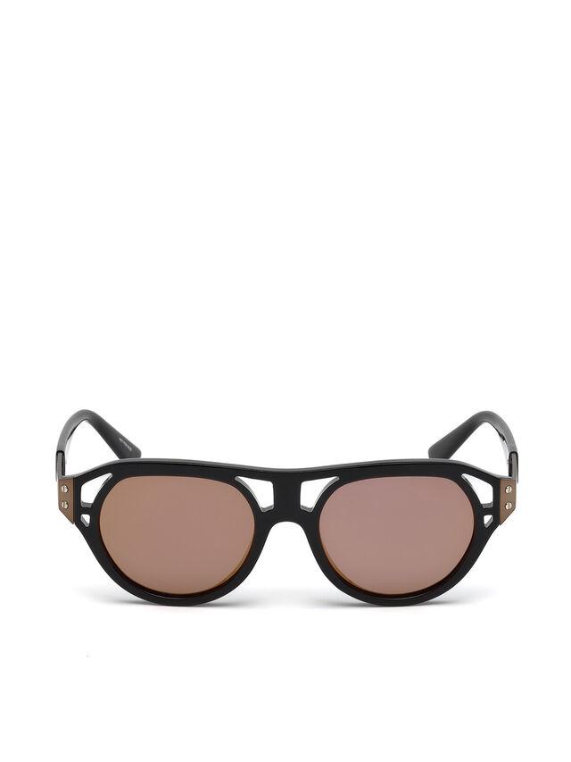 Diesel - DL0233, Black - Eyewear - Image 1