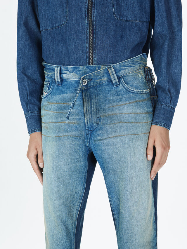 Diesel - SOPKN01, Blue Jeans - Jeans - Image 5