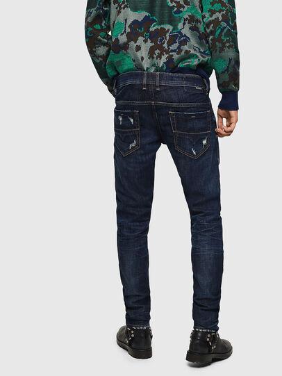Diesel - Thommer 0890W, Dark Blue - Jeans - Image 2