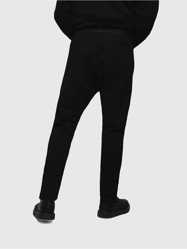 Diesel - P-FUMIO-RR, Black - Pants - Image 2