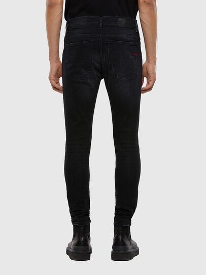 Diesel - D-Amny 0092B, Black/Dark grey - Jeans - Image 2