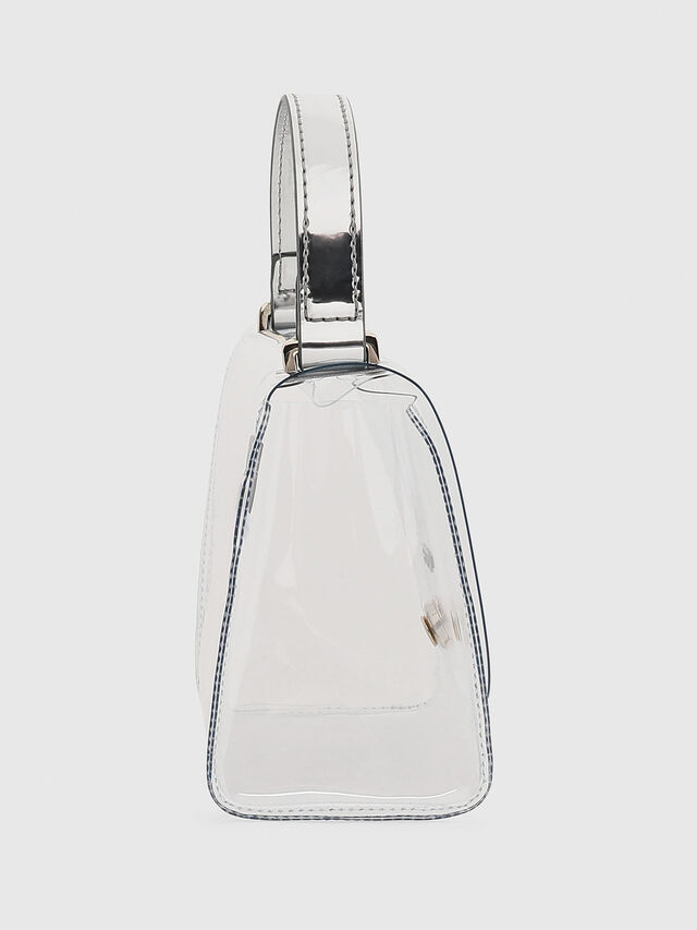 Diesel - CRYSTAL BAG, White - Bags - Image 2