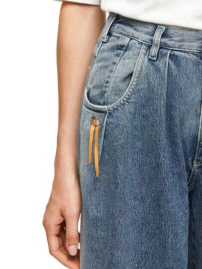 Diesel - DxD-P1 0CBBL, Light Blue - Jeans - Image 3