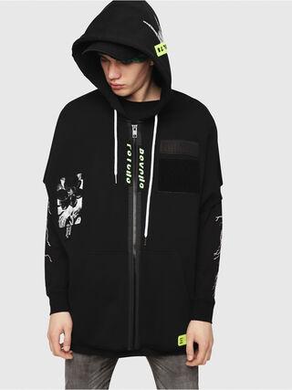 S-MAKI-ZIP,  - Sweaters