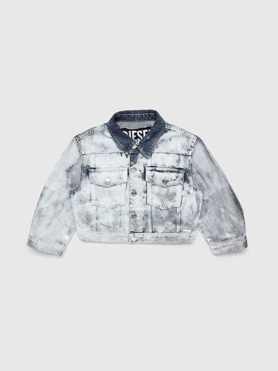 Diesel - JECATE, Light Blue - Jackets - Image 1