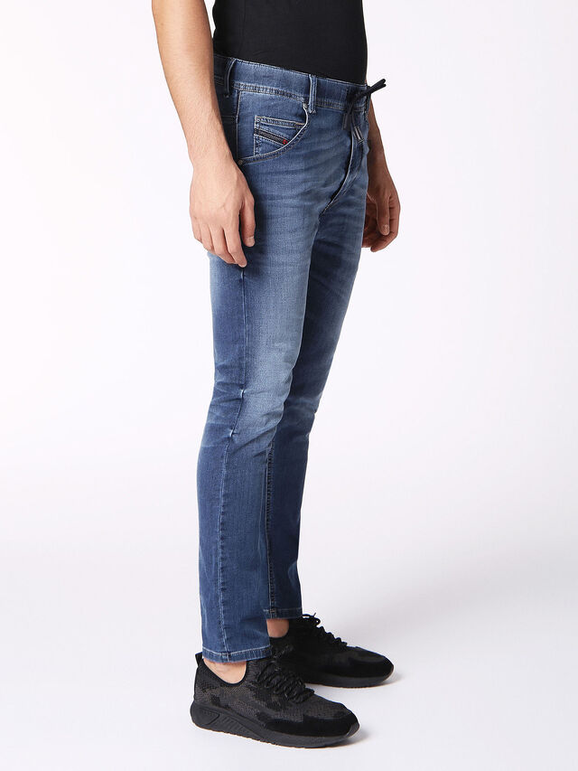 KROOLEY R JOGGJEANS 0687C, Light Blue