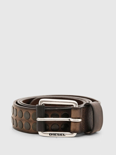 Diesel - B-CIBIANA, Brown - Belts - Image 1