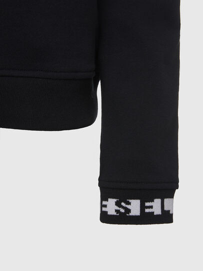 Diesel - UFLT-SWELLY, Black - Sweaters - Image 4