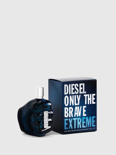 Diesel - ONLY THE BRAVE EXTREME 125ML, Dark Blue - Only The Brave - Image 2