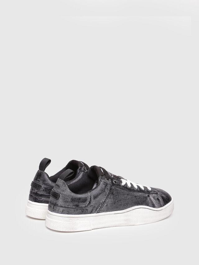 Diesel - S-CLEVER LOW W, Dark Melange - Sneakers - Image 3