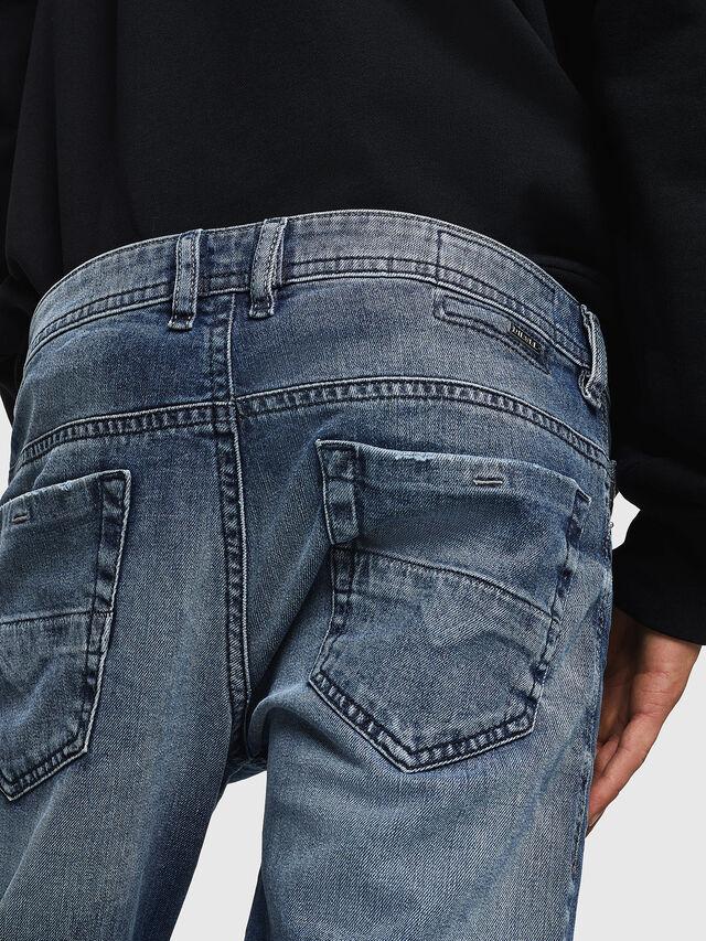 Diesel - Thommer 0853P, Light Blue - Jeans - Image 4