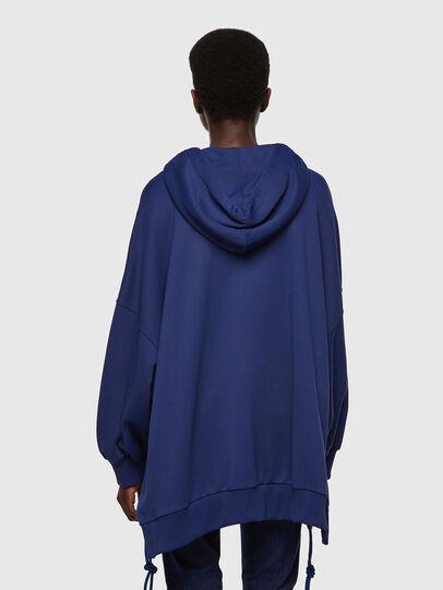 Diesel - F-JUSTINA, Dark Blue - Sweaters - Image 2