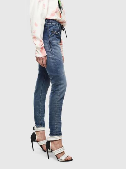 Diesel - Krailey JoggJeans 069LW, Dark Blue - Jeans - Image 6