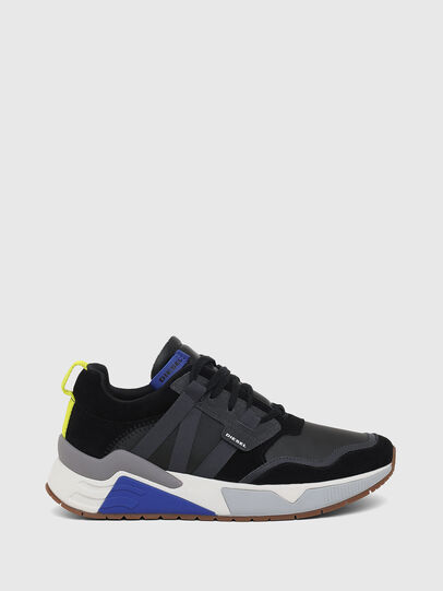 Diesel - S-BRENTHA WL, Black - Sneakers - Image 1
