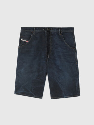 Shorts in used-look JoggJeans