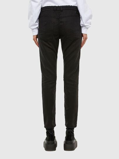 Diesel - Krailey JoggJeans 069NC, Black/Dark grey - Jeans - Image 2