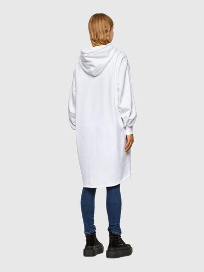 Diesel - D-NEWS, White - Dresses - Image 2