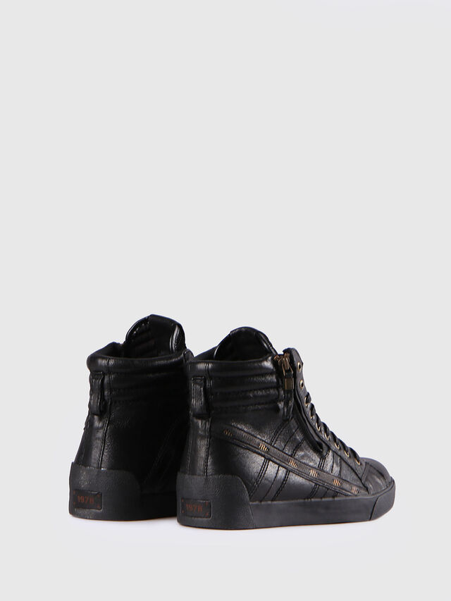 Diesel - D-STRING PLUS, Black - Sneakers - Image 3