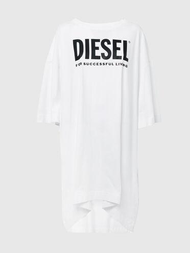 Green Label oversized T-shirt dress
