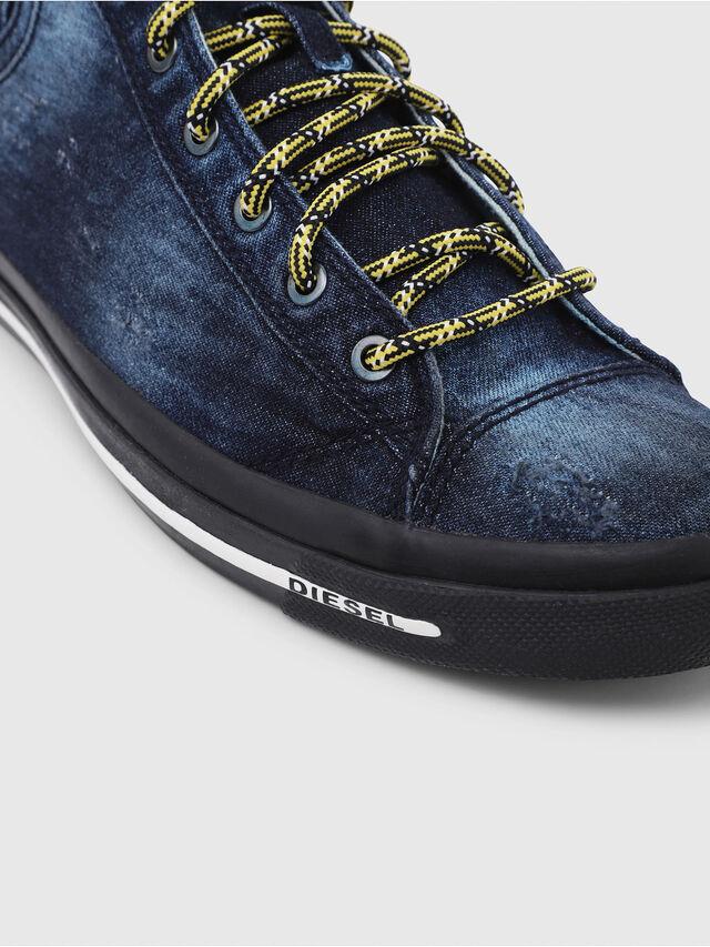 Diesel - EXPOSURE I, Blue Jeans - Sneakers - Image 5
