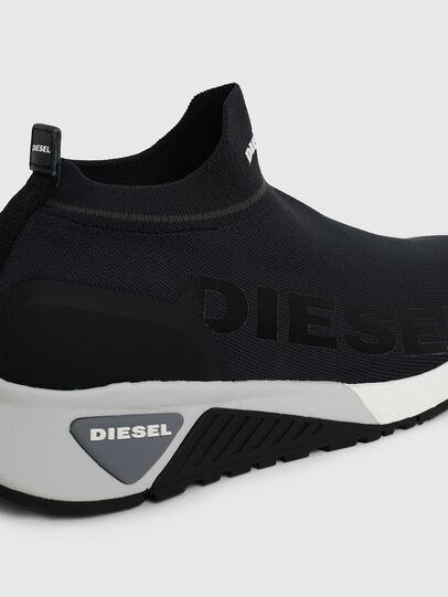 Diesel - S-KB ATHL SOCK II, Black - Sneakers - Image 4