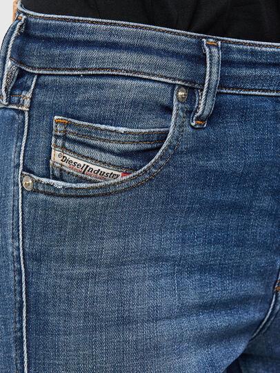 Diesel - Babhila 009JK, Medium blue - Jeans - Image 4